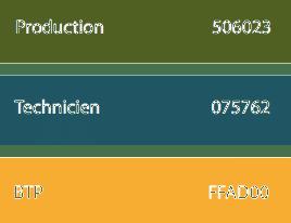 couleurs par industrie