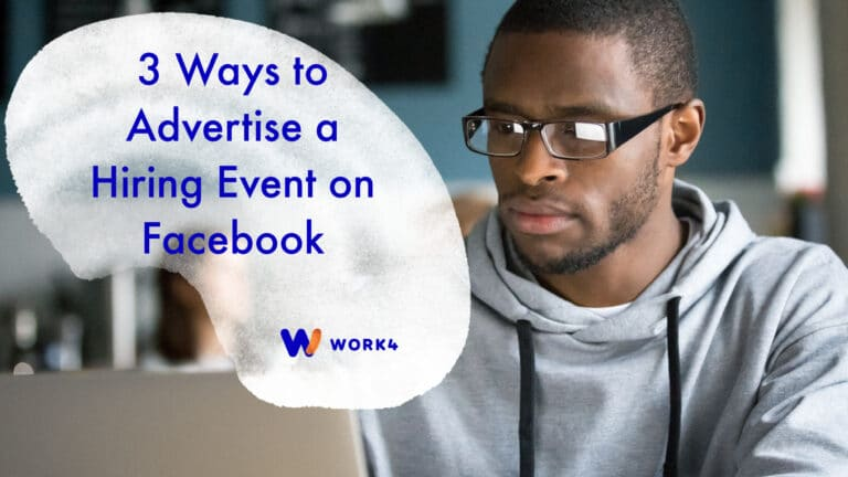 3 Ways to Advertise a Hiring Event on Facebook