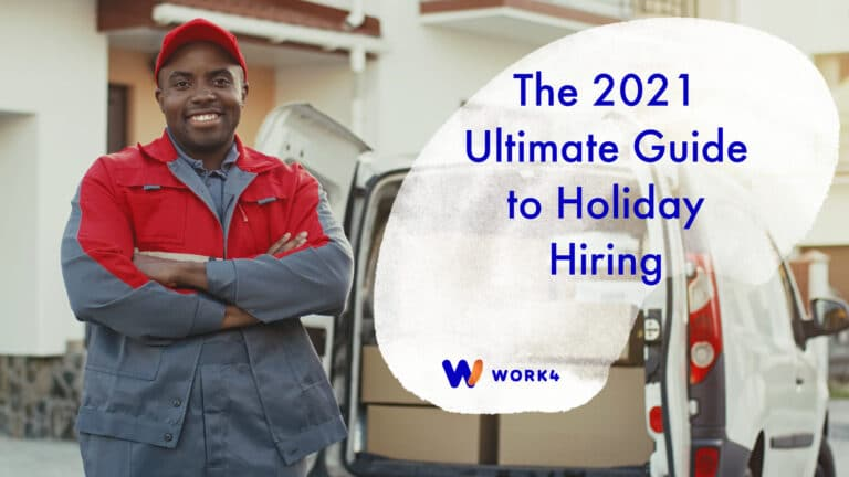 2021 Ultimate Guide to Holiday Hiring