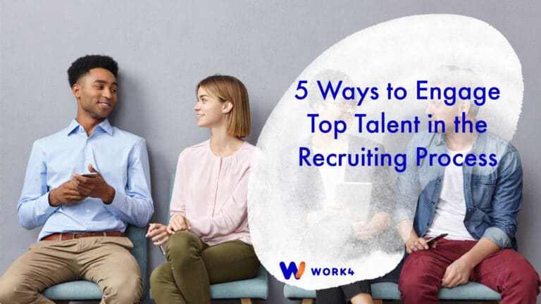 Engage Top Talent