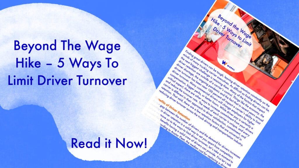 Beyond the Wage Hike
