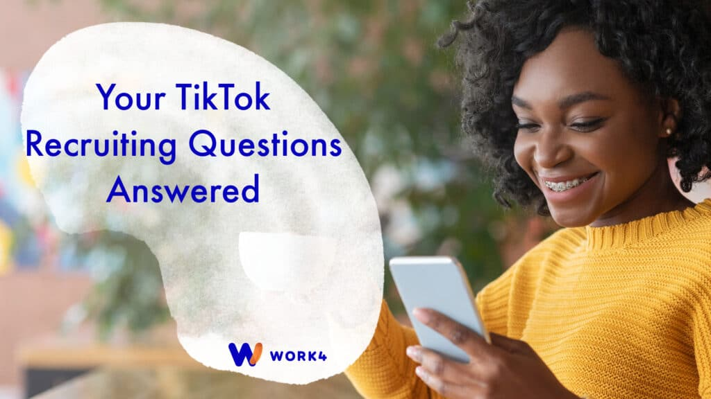 TikTok Recruiting Questions Answered