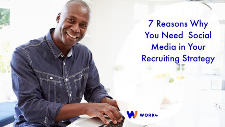 Why you need social media in your recruiting strategy